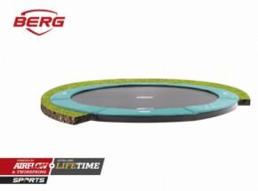 Trampoline BERG Champion 330 Flatground Groen 330cm