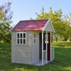 Speelhuisje Nordic Adventure House