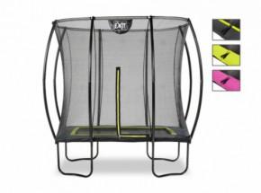 Trampoline EXIT Silhouette met veiligheidsnet 214x153cm (7x5ft)