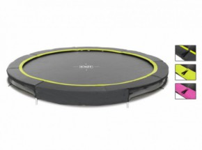 Trampoline EXIT Silhouette 8 Ground Ø244cm (8ft)