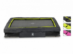 Trampoline EXIT Silhouette Ground 366x244cm (12x8ft)