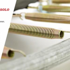 Goldspring Solo veren | Trampoline BERG InGround Ultim Favorit