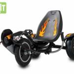 Triker Rocker Black & Fire