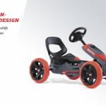 Skelter BERG Reppy BMW - Strak en aantrekkelijk design