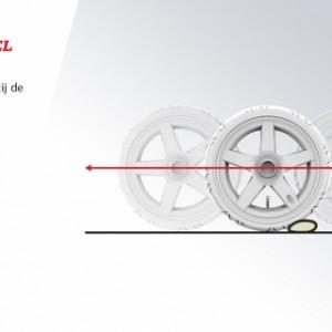 Skelter BERG Rally Force - Comfortabel door de luchtbanden