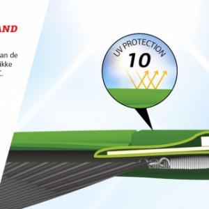 Trampoline BERG Ultim Elite Flatground | Beschermrand