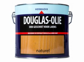Douglas-olie Naturel Hermadix 2500ml