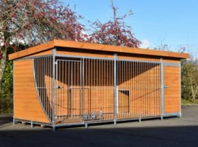 Hondenkennel Heavy 5x2meter