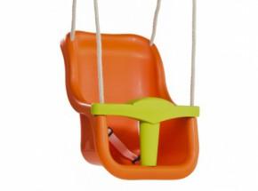 Babyschommelzitje Oranje - met PH-touw