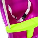 KBT babyschommelzitje Paars - met PH-touw
