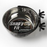 Snap'y Fit RVS voer - drink bak 40-20
