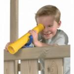 Telescoop voor speeltoren