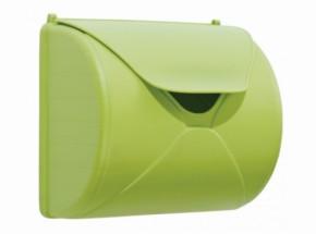 Brievenbus limoen groen