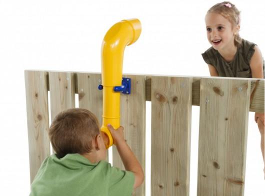 Periscoop voor speeltoestel