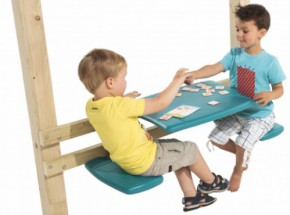Kunststof picknickset