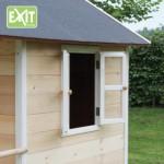 Speelhuisje EXIT Loft 100 - raam