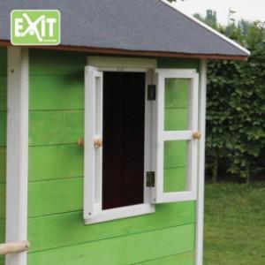 Speelhuis EXIT Loft 150 - raam