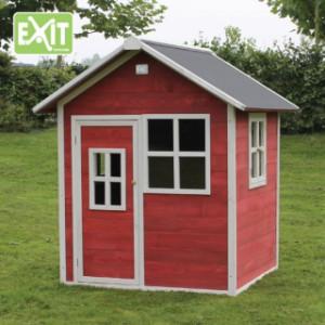 Speelhuisje EXIT Loft 100 red