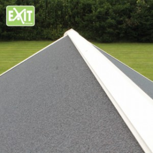 Speelhuis Exit Loft - afdeklat dak