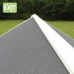 Speelhuisje EXIT Loft - dakleer dak en afdeklat