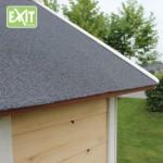 Speelhuisje EXIT Loft 300 - dakleer dak