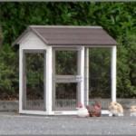 Aanbouwren Universal voor konijnenhok