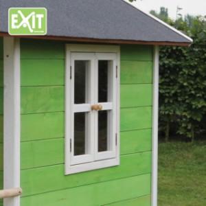 Speelhuisje EXIT Loft 300 groen