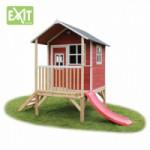 Speelhuisje EXIT Loft 300 red