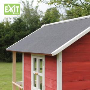 Speelhuisje EXIT Loft 300 met dakleer