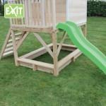 Speelhuisje EXIT Loft 500 met zandbak