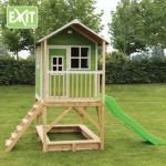 Speelhuisje EXIT Loft 500 groen