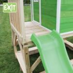 Speelhuisje EXIT Loft 500 met glijbaan