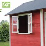 Speelhuisje EXIT Loft 500 red