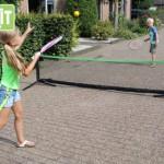 Exit multisport tennis net