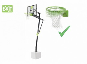 Basket EXIT Galaxy Inground met dunkring