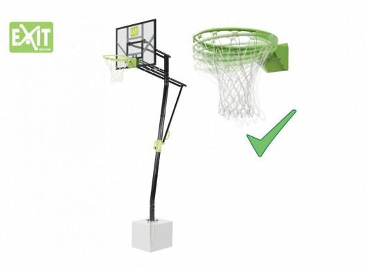 Basket EXIT Galaxy Inground met dunkring
