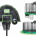 EXIT Trampoline Basket voor InTerra en JumpArenA
