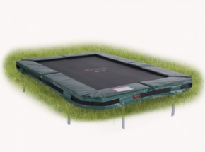 Avyna Pro-Line 203 trampoline InGround Groen 2,15x1,55m
