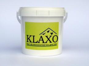 Bloedluizen? Wees er als de kippen bij! Gebruik KLAXO Witkalk voor bloedluis preventie en bloedluis bestrijding.