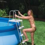 Intex zwembadtrap 107 cm