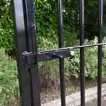 kenneldeur gesloten