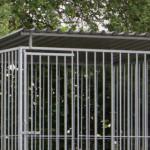Aluminium dakplaten voor hondenren