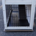 Bodemplaat voor konijnenhok Holiday Small met uitloopren