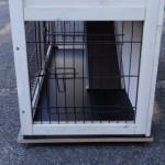bodemplaat voor konijnenhok Rosanne