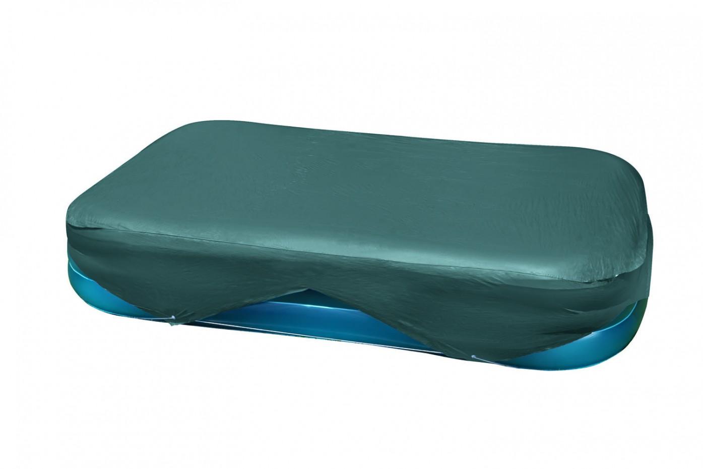 Intex zwembad afdekzeil 305x183 262x175 cm for Zwembad afdekzeil