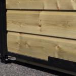 houtpaneel kennel