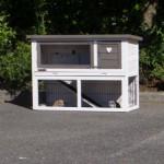 Goedkoop konijnenhok voor buiten: Marianne