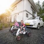 Berg Buzzy Fiat 500 miniskelter