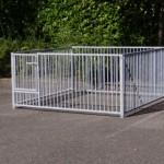 Puppyren 2x2m