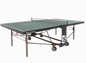 Tafeltennis tafel Sponeta Expertline Indoor 4-72 i 19mm, groen